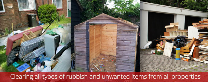 Garden Garage And Shed Clearance