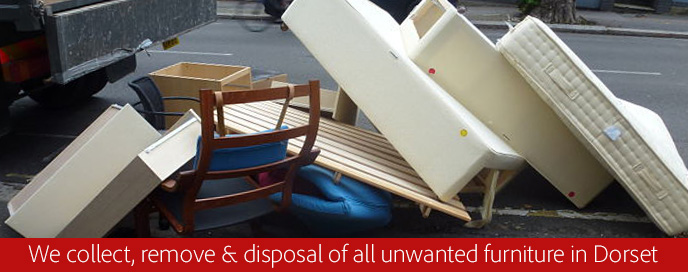 Furniture Removal, Disposal And Collection Service In Bournemouth