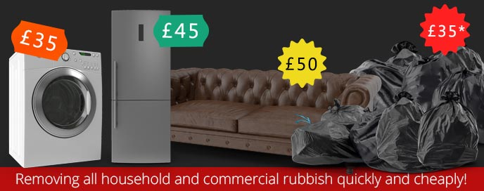 rubbish removal bournemouth pricing